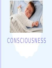 Lecture 7 - Consciousness.pptx