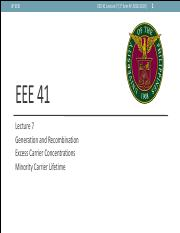 EEE41-Lecture07_MinorityCarriers-annotated.pdf