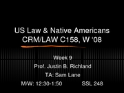 USLaw+NativeAmsW08Wk9