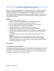 Lecture 3 Membranes Student 15.docx
