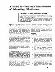 A Model for Predictive Measurements of Advertising Effectiveness.pdf