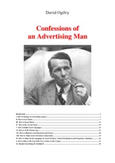 CONFESSIONS OF AN ADVERTISING MAN - OGILVY