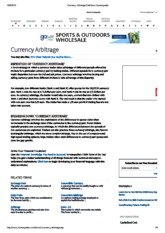 Currency Arbitrage Definition _ Investopedia.CHP3
