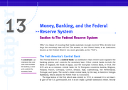 KW_Macro_Ch_13_Sec_04_The_Federal_Reserve_System