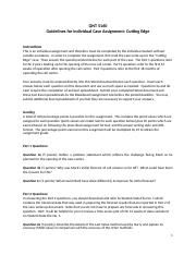 Guidelines for Individual Case Assignment (Cutting Edge).docx