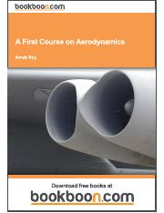 A First Course on Aerodynamics.pdf