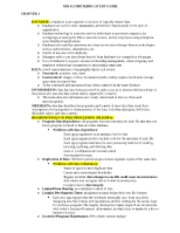 MIS 411 MIDTERM 1 STUDY GUIDE