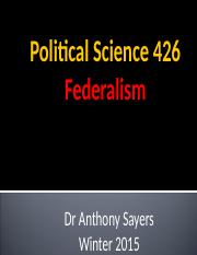 1+Overview+-+Federalism+and+Political+Science