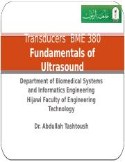 L9_Fundamentals of Ultrasound (1)