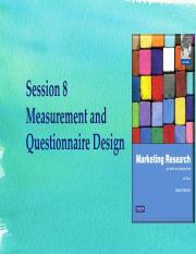 Updated session 8  - Measurement and questionnaire.pdf