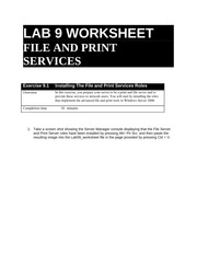 nt1230 lab 10 Nt1230 2/11/2015 unit 6 exercise 1 to nt1230 unit 6 lab essay 10 mlmass of rubber stopper (g)1115volume of water and rubber stopper (ml)165 part iiib.