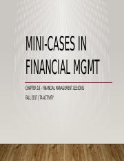 Mini-Cases in Financial MGMT_Context_Explained.pptx
