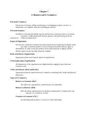 Chapter 7 E-Business and E-Commerce.docx