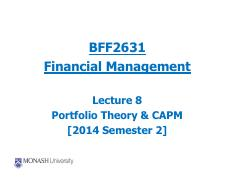Lecture 8 - Portfolio Theory and CAPM Ver.Final.pdf