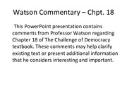 Watson_Chpt18_comments