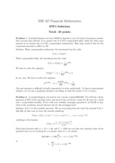 HW1-Solutions