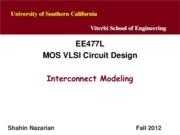 Unit7-InterconnectModeling-EE477-Nazarian-Fall12.pdf