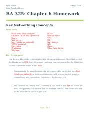 BA 325 Ch 6 Homework - Networking Concepts (3)