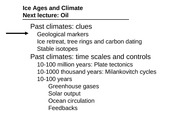 23-Ice Ages and Climate