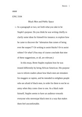 "fiction vs reality in george orwell s ""animal farm"" essay  4 pages black men and public space analysis"