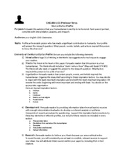 Humanitarian Profile Guidelines(1)