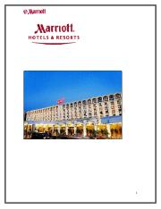 marriot project.doc