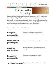 PSY1012 _ General Psychology_M1-Lecture-4