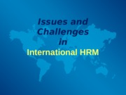 issues and challanges of GHRM.ppt