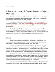 Information Literacy Career Research Project Part One.docx