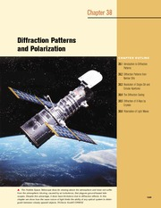 38 - Diffraction Patterns and Polarization