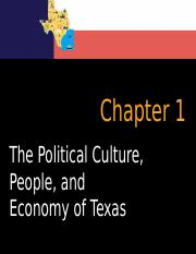 Chapter 1 Political Culture (students).pptx