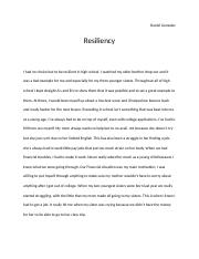 Resiliency (1).docx