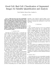 MacklinIslamLu-GoodCellBadCellClassificationOfSegmentedImagesForSuitableQuantificationAndAnalysis