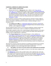 AVIATION LABOR RELATIONS3(1)