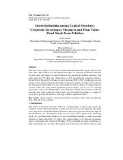 Interrelationship among Capital Structure,  Corporate Governance Measures and Firm Value.pdf