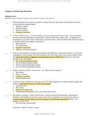 Ch24 ENDOCRINE DISORDERS  -  answers.pdf