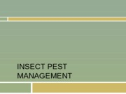 24 Insect Pest Mgmt