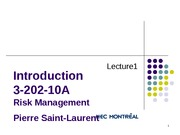 3-202-10A A2015 Lecture 1- - Introduction 150901