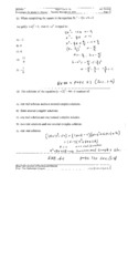 Math001-Second Major-T101-Solved.pdf