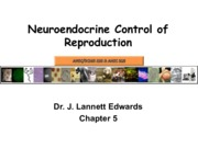 Neuroendocrine Control of Reproduction Part One