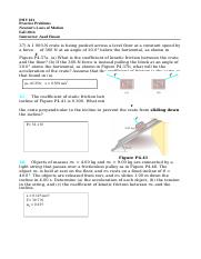 6) Practice # 6- Chapter 6 -newton Friction.docx