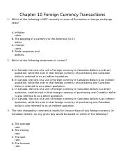 Chapter 10 Foreign Currency Transactions.docx