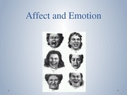 1-6_Affect and Emotion