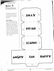 Anger Feelings Worksheets