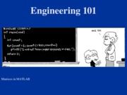 16 - Matrices in MATLAB - Full