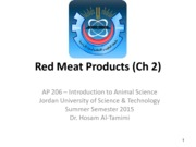 _2_Red_Meat_Products_Ch_3_First_