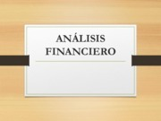 ANALISIS FINANCIERO(1)