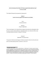 Act to introduce crime against international law.pdf