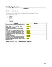 eth 125 appendix h Eth/125 eth125 eth 125 week 7 appendix h download here eth/125 eth125 eth 125 week 7 appendix h eth125 week 7 individual assignment appendix h 0 comments.