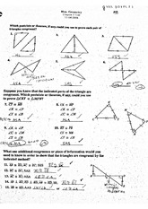 Worksheets Geometry Honors Worksheets honors geometry chapter 2 worksheet 1 pages 3 test